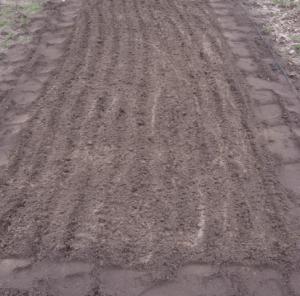 Готуємо ґрунт для посадки