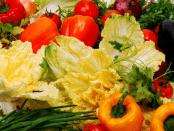Схеми посадки: на якій відстані садити овочі