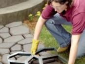 Плитка для садових доріжок