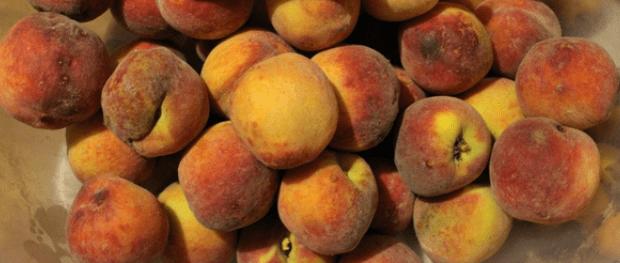 Персиковий компот на зиму