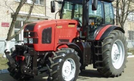 Технічні характеристики трактора МТЗ-2022