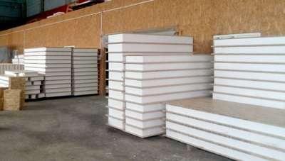 СІП - Панелі для будівництва будинків
