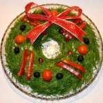 Різдвяні салати: найкращі рецепти до різдвяного столу