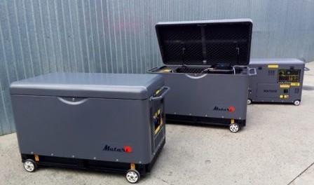 """Matari Motors Corp"" презентувала дизельні генератори на 10 кВт"