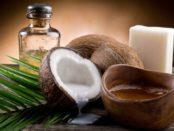 Кокосова олія застосування для догляду за шкірою та волоссям