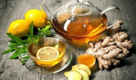 Імбирний чай: користь. Кращі рецепти імбирного чаю для схуднення