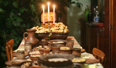 12 страв на Святий вечір: рецепти на західній україні з фото