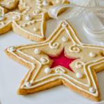 Новорічне печиво на ялинку
