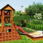 Як зробити дитячий майданчик власноруч: фото та ідеї для будівництва ігрової зони