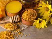 Лікувальні властивості бджолиного пилку
