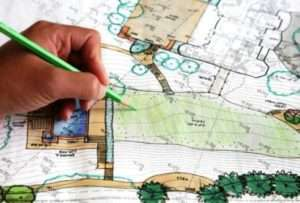 Етап 1: планування ландшафтного дизайну