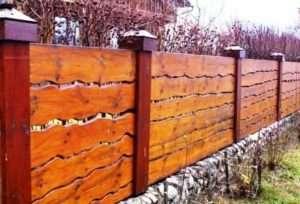 Які бувають паркани