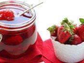 Як приготувати полуничне варення з цілими ягодами