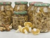 Мариновані маслюки рецепт приготування на зиму