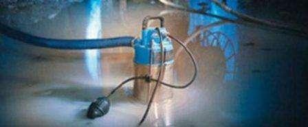 Дренажні насоси: відкачуємо воду з підвалу