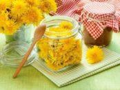 Як зварити корисне варення з кульбаб: покроковий рецепт з фото