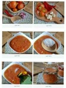 аджика з помідорів