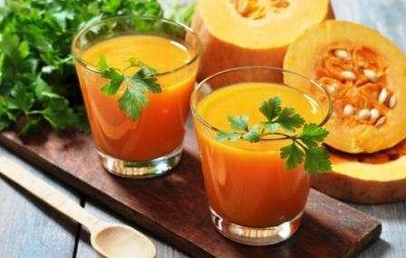 Гарбузовий сік на зиму: покроковий рецепт з фото
