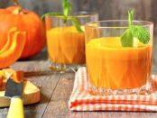Як приготувати гарбузовий сік на зиму в домашніх умовах з (цитрусовими) яблуками і апельсинами