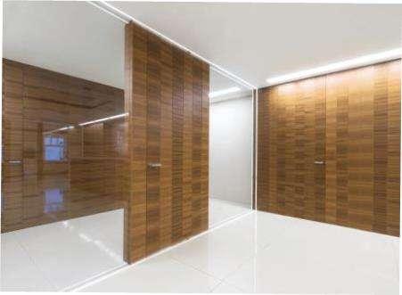 Фото сучасних панельних дерев'яних стін