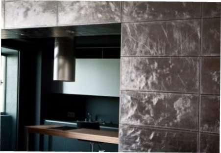 Огляд декоративних стінових панелей з фото