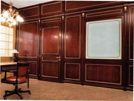 Фото каталог панелей для внутрішнього оздоблення стін: