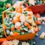 Як правильно заморожувати овочі, гриби та ягоди на зиму