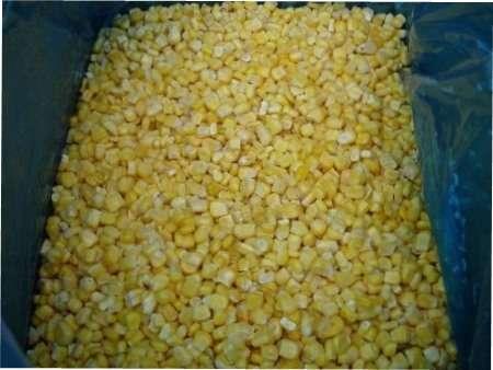 Зелений горошок і кукурудза - як заморожувати на зиму