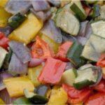 Салат-лечо з кабачків - з грибами, з беконом, в сметані - рецепт пряного лечо на зиму